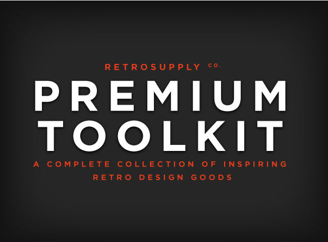 RetroSupply Premium Toolkit