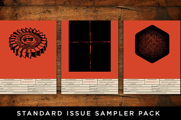 Standard Issue Sampler Pack