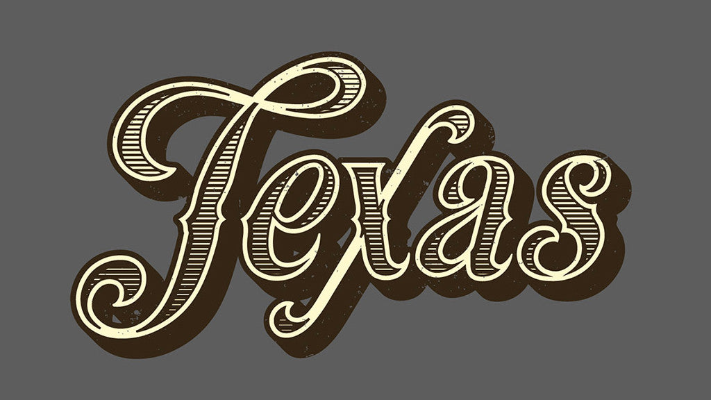Typography Tutorials: Create a Vintage Text Effect in Illustrator
