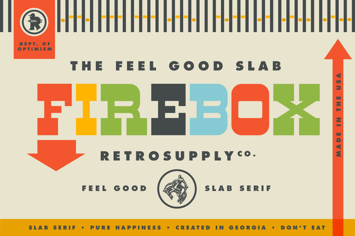 The RetroSupply Complete Font Pack