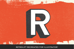 Best Sellers - RetroInk - Illustrator Styles
