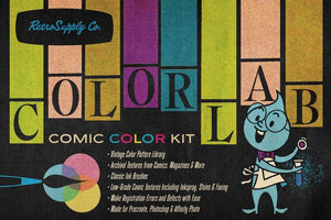 ColorLab for Illustrator Adobe Illustrator RetroSupply Co.