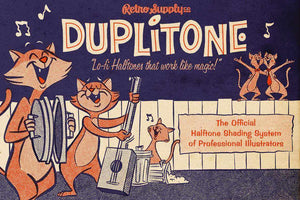 Duplitone for Illustrator Adobe Illustrator RetroSupply Co.