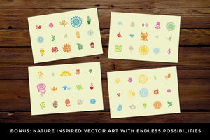 Premium vector stock images for Adobe Illustrator by Von Glitschka