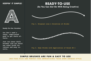 The Vector Brush Toolbox for Adobe Illustrator