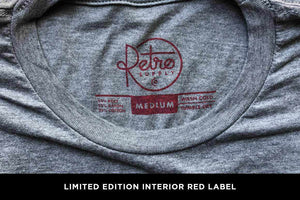 Limited Edition Red Label RetroSupply Skeleton T-Shirt RetroSupply Co.