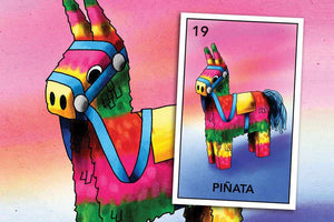 Lotería Procreate Brush & Tutorial Pack Procreate Brushes RetroSupply Co.