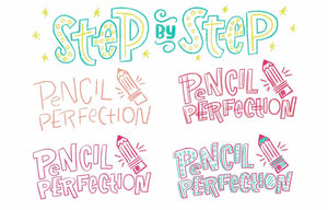 Pencil Pack | Brushes for Photoshop & Adobe Sketch RetroSupply Co