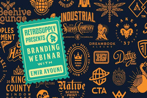 Responsive Branding with Emir Ayouni Workshop RetroSupply Co.