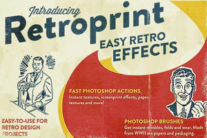 RetroSupply Adobe Photoshop RetroSupply Co