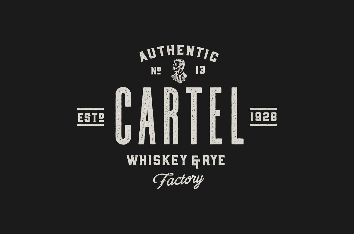 The Whiskey Collection by Hustle Supply Co.