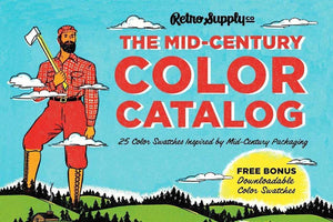 The Mid-Century Throwback Pack Resources RetroSupply Co