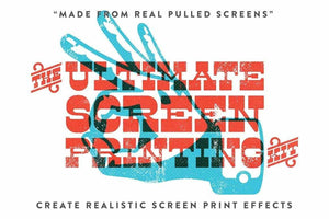 The Ultimate Screen Printing Kit Adobe Photoshop RetroSupply Co