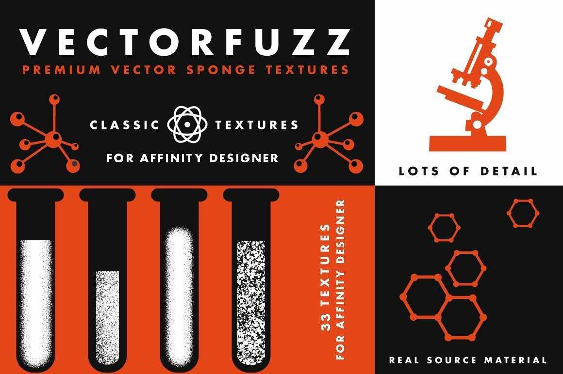 The Vector Brush Toolbox for Affinity Designer Affinity Designer Brushes RetroSupply Co.