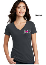 Load image into Gallery viewer, Womens T-shirts (Crew and V-neck)