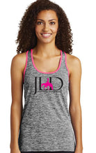 Load image into Gallery viewer, Sport Tek Electric Heather Racerback