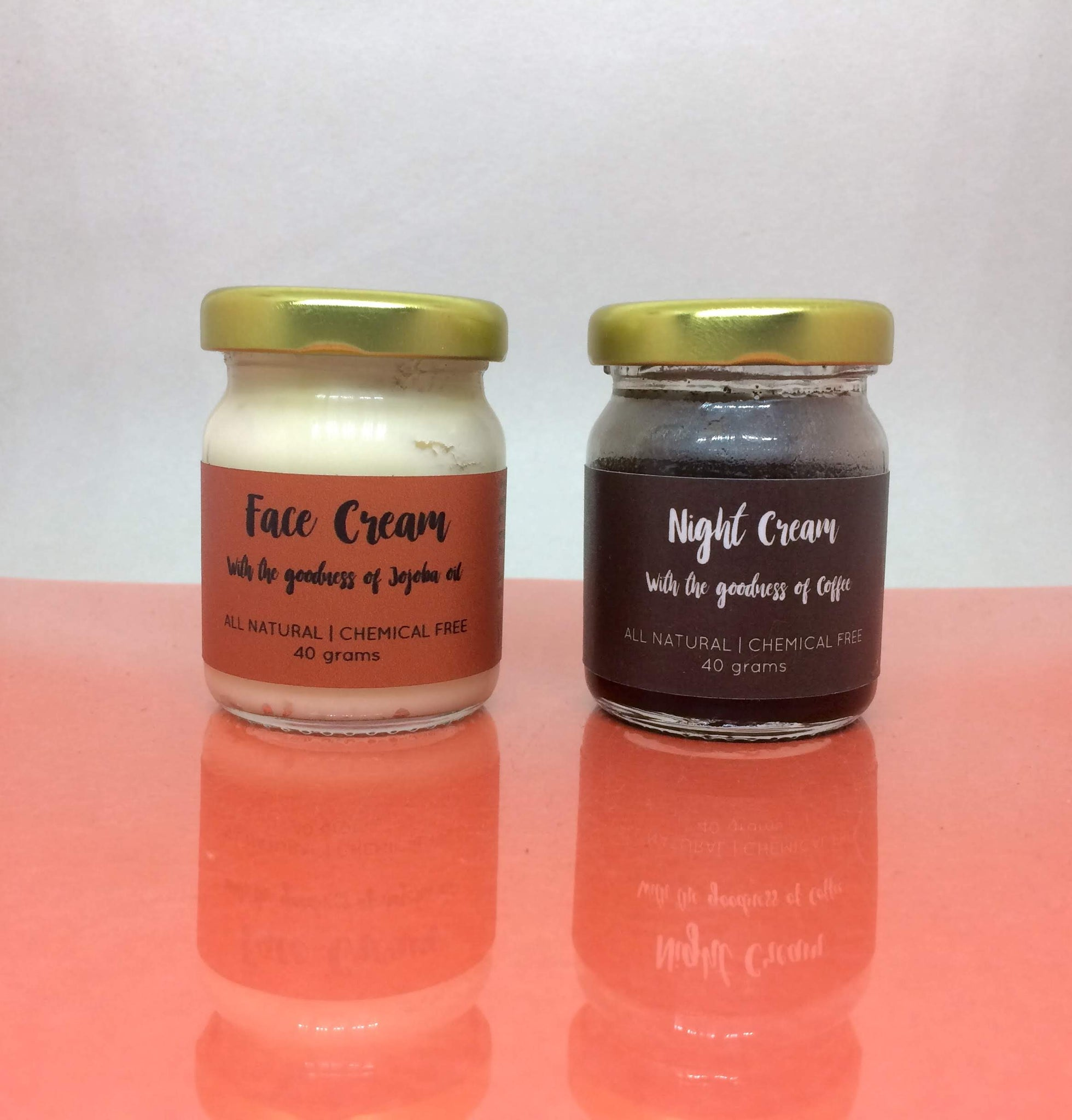 Day and Night Cream Combo