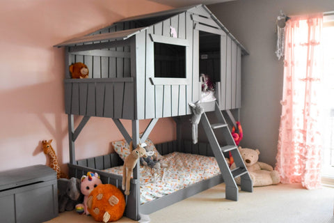 Floradise - treehouse bunk bed _ Coco Village