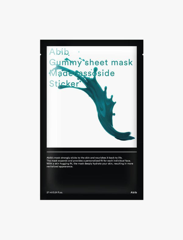 Gummy Sheet Mask