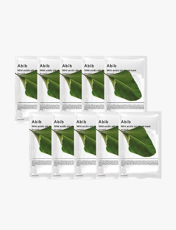 Mild Acidic Sheet Mask