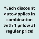 Pillow 20"