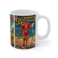 Load image into Gallery viewer, Robots! Retro Vintage Pulp Art  - Mug 11oz