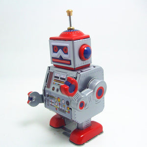 X-Ray Bot - Vintage Tin Toy Robot