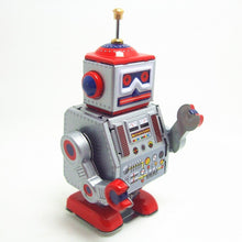 Load image into Gallery viewer, X-Ray Bot - Vintage Tin Toy Robot