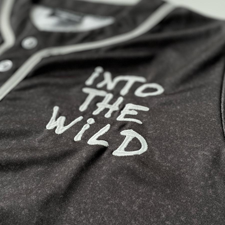 Into the Wild Premium 3M Baseball Jersey