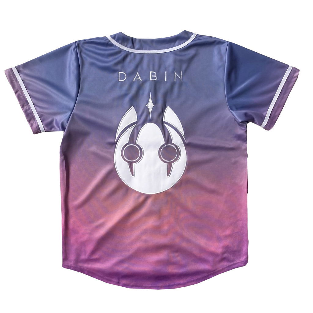 Dabin - Wild Youth Premium Baseball Jersey (Color Gradient)