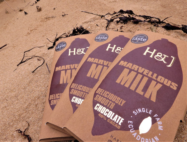Marvellous Milk Chocolate by Harris & James