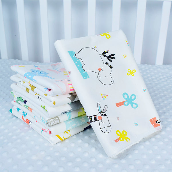 Mumsbest Baby Diaper Washable Cover Changing Pads Travel Nappy Mat