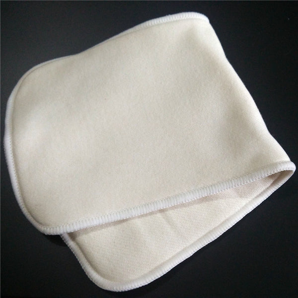 Bamboo & Cotton diapers Inserts 4 Layers Reusable Insert For Baby