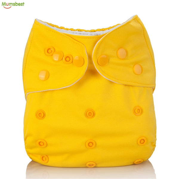 Mumsbest Solid Cloth Diaper Pocket Adjustable Diapers