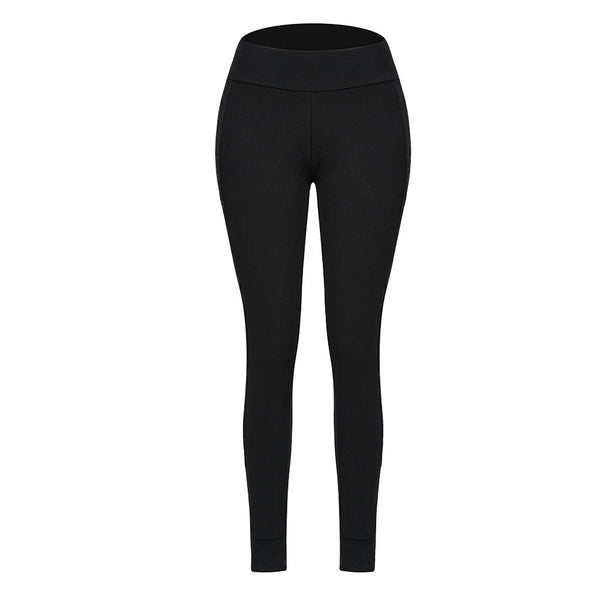 Women's Yoga Pants Sports Elastane Tights Bottoms Zumba Fitness Gym Workout Activewear Soft Butt Lift Slim