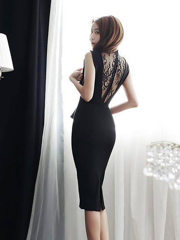 Women's Daily Bodycon Dress