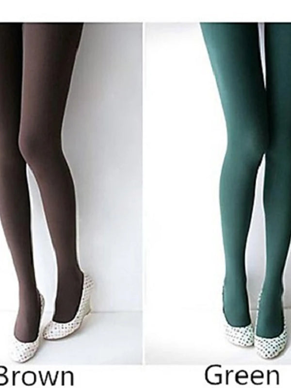 Women's Medium Pantyhose - Solid Colored / Going out / Work / Club