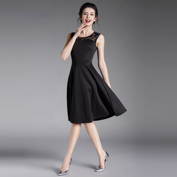 Women's Party / Daily / Going out Vintage / Sophisticated Swing / Skater Dress