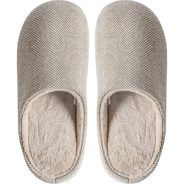 Luxury Shoes Women Designers Winter Indoor Warm Slippers  Nonslip Memory Foam Slippers