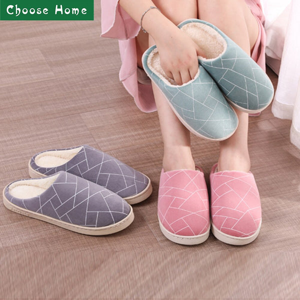 Winter Slippers For Indoor Women Slippers Fur Slippers Memory Foam Fuzzy Slippers