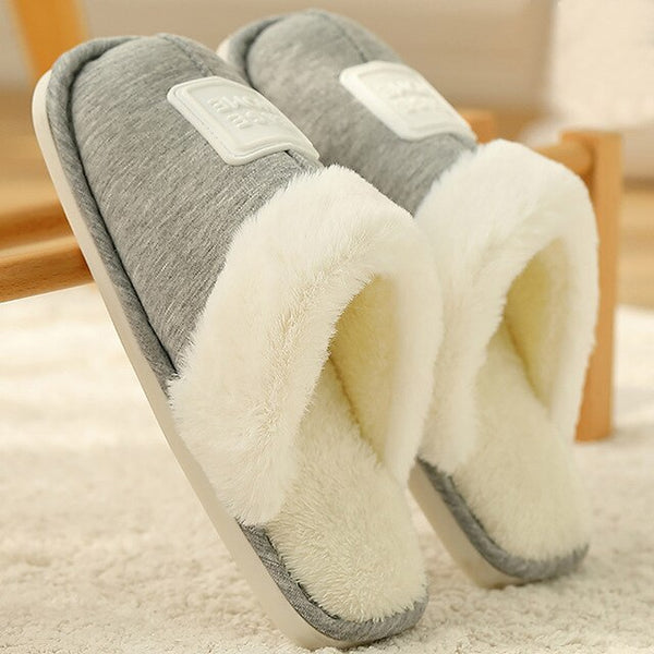 Winter women slippers Soft Home shoes for female slippers women Fashion Non slip Memory Foam