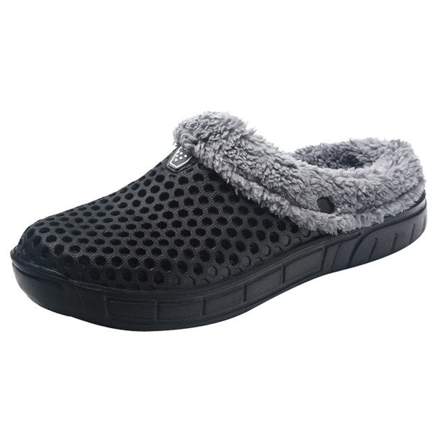 Women Slippers Winter Warm Cozy Memory Foam  Slippers Indoor Anti Skid Bedroom Slippers