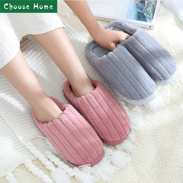 Winter Slippers For Women Slippers Colorful Slippers Memory Foam Slippers For Indoor&Outdoor