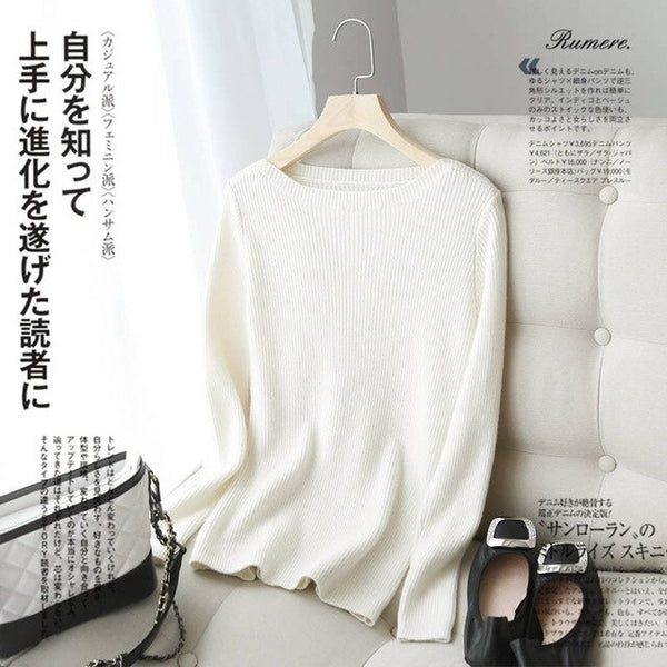 Women Sweater 100% Goat Cashmere Knitted Jumpers Hot Sale Female Pullover High Quality Pure Cashmere Sweaters Woman Lady Clothes