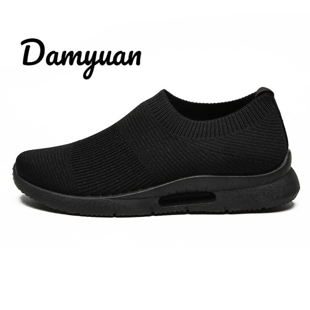 Sneakers Flats Sport Footwear Unisex Shoes New Fashion Lovers Casual Lightweight Shoes