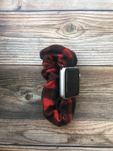 Buffalo Plaid Apple Watch Band