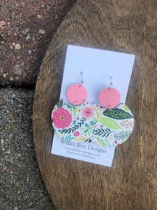 Floral Gina Earrings