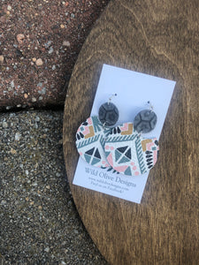 Aztec Gina Earrings