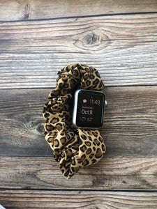 Cheetah Apple Watch Band