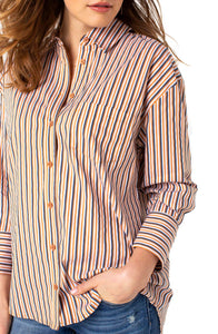 OVERSIZED CLASSIC BUTTON DOWN